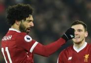"""Africains d'Europe: Salah et Mané en héros, """"Aubam"""" proche du zéro"""
