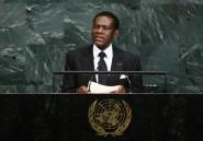 """Guinée équatoriale: """"une vingtaine"""" de militants de l'opposition en prison, selon Obiang"""