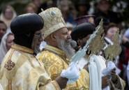 Les Éthiopiens célèbrent l'épiphanie orthodoxe