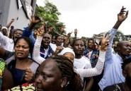 """RDC: inquiétudes sur la détention au """"secret"""" de cinq militants pro-démocratie"""