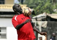 La légende du foot George Weah entre dans l'Histoire du Liberia
