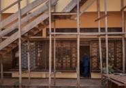 Dans une Centrafrique en guerre, se battre pour un musée délabré