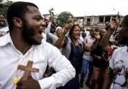 """Violences policières en RDC: une ministre """"ne comprend pas"""""""
