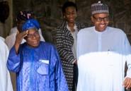 L'ex-président nigérian Obasanjo demande