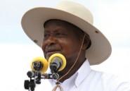 """""""Pays de merde"""": le président ougandais salue la """"franchise"""" de Trump"""