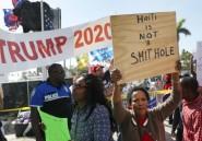 "Les Etats-Unis ""respectent profondément"" les Africains, selon Trump"