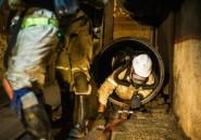 Un millier de mineurs sud-africains bloqués par une panne électrique