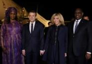 Après la Tunisie, Macron au Sénégal plaide pour l'éducation et l'environnement