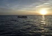 Libye: 90 migrants portés disparus dans un naufrage près des côtes