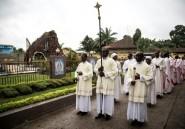 RDC: libération du prêtre arrêté