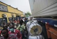 Colère et frustration dans les embouteillages monstres autour du port de Lagos