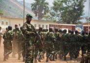 Centrafrique: un premier groupe de rebelles désarmés intégré