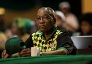 Afrique du Sud: l'ANC divisé sur un départ anticipé de Zuma
