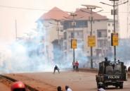 Guinée: mort de cinq enfants dans un incendie lors de heurts post-électoraux