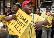 Crise politique en Afrique du Sud: la direction de l'ANC annule tout engagement