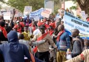 Sénégal: l'opposition manifeste pour une présidentielle juste en 2019