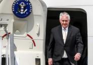 Tillerson au Caire entame une tournée au Moyen Orient