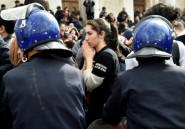 """Algérie: un millier de médecins """"résidents"""" bravent l'interdiction de manifester"""