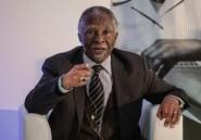 Afrique du Sud: le précédent Mbeki, l'autre président évincé par l'ANC