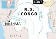 RDC: 200.000 déplacés en Ituri en 2 mois de conflits