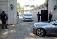 Afrique du Sud: trois arrestations lors d'une opération de police chez les Gupta