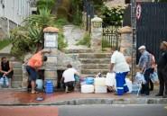 Crise de l'eau au Cap: report