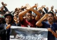 Israël: des migrants africains manifestent contre l'incarcération des leurs