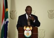 En Afrique du Sud, accueil prudent pour le gouvernement Ramaphosa