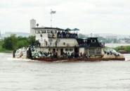 RDC: au moins 14 disparus dans un naufrage sur le Congo