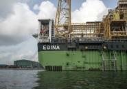 """Egina: un projet pétrolier """"historique"""" pour le Nigeria"""