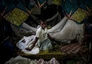 RDC: femmes et enfants fuient les exactions en Ituri