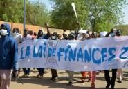 Niger: nouvelle manifestation contre la loi de finances 2018