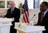 """Rex Tillerson: le Tchad, un """"partenaire important"""" contre le jihadisme"""