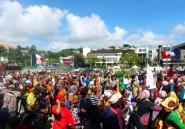 France: barrages maintenus