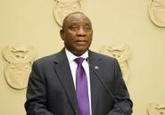 Afrique du Sud: le président appelle