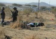 Afrique du Sud: neuf policiers devant la justice dans l'affaire du massacre de Marikana
