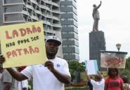 Angola: première manifestation politique autorisée contre le président