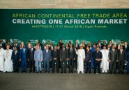 44 pays africains signent un accord créant une zone de libre-échange continentale