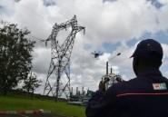 """Côte d'Ivoire: une """"drone academy"""" pour surveiller le réseau électrique"""