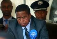 Zambie: l'opposition veut destituer le président Lungu