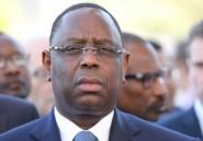 Sénégal: le président Macky Sall appelle