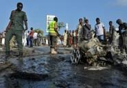 Somalie: au moins quatre morts dans l'explosion d'une voiture piégée