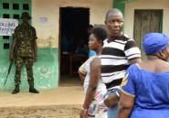 Présidentielle en Sierra Leone: les électeurs moins pressés de voter qu'au premier tour
