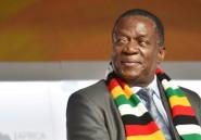Zimbabwe: le successeur de Mugabe en Chine en quête de soutien