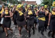 """Dans l'Afrique du Sud en deuil, """"Winnie"""" héroïne intouchable"""
