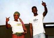 A Barcelone, des vendeurs de rues sénégalais font leur défilé de mode