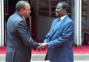 Kenya: une poignée de main a scellé la fin de la controverse électorale