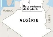 Algérie: un avion militaire s'écrase avec une centaine de passagers