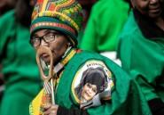 L'Afrique du Sud célèbre
