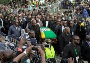 Afrique du Sud: la dépouille de Winnie Mandela ramenée